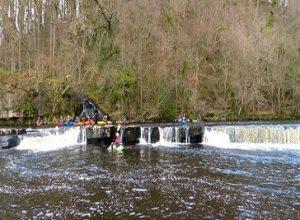 Kayak Northumbria