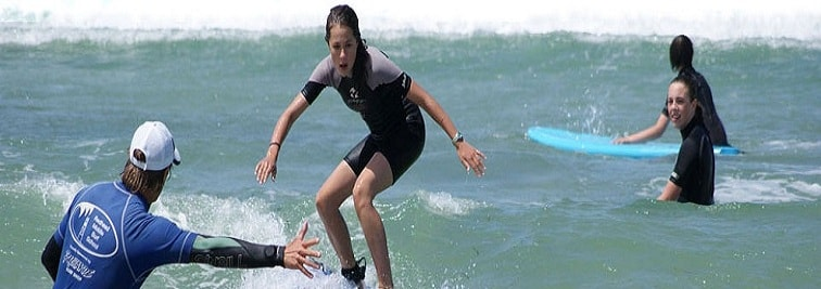 Learn Surfing