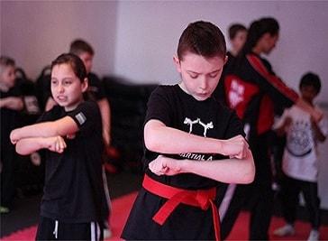 Solo Martial Arts