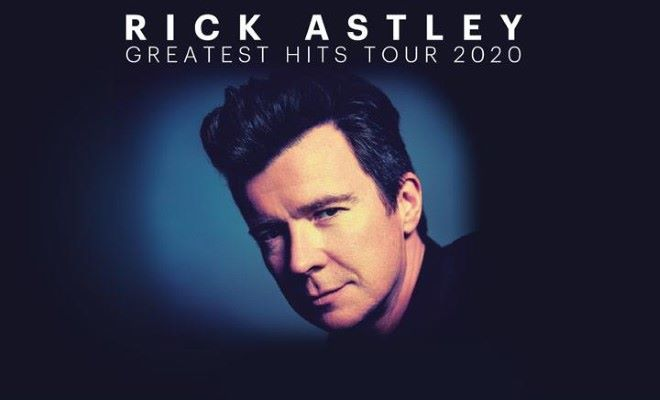 Rick Astley to perform Newcastle Utilita Arena