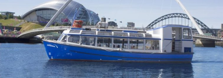 Newcastle & Gateshead River Cruises – River Escapes